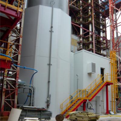 Insonorización motores y bombas de vacio 30db(A)