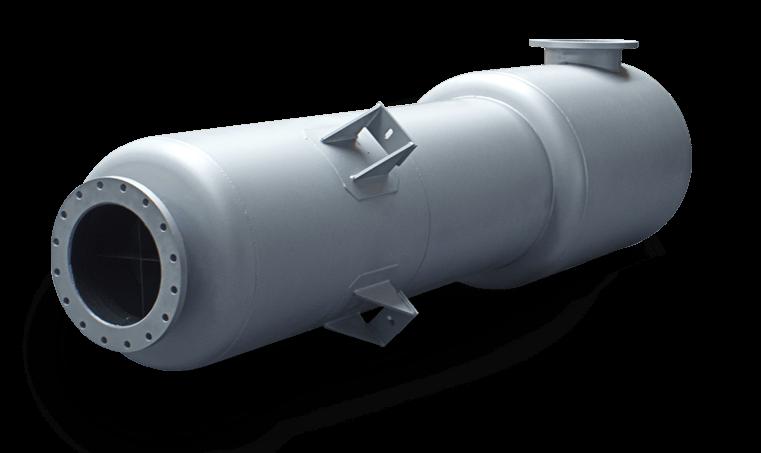 silenciador acústico smd45 escape de motor 45db(A)