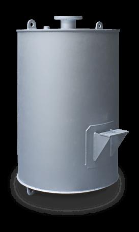 silenciador descarga de fluido a presion