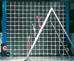 flujo barreras deflectoras de chorro silen y sistem