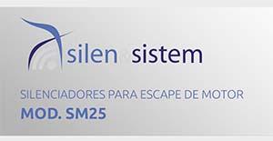 cabecera silenciador sm25