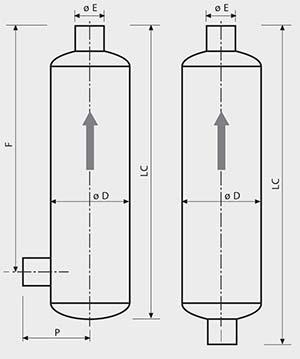 croquis 2 modelos Smv30 - Ficha-silenciador-acústico-Smv30
