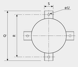 croquis planta sp30 dimensional - ficha sp30
