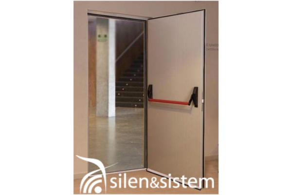 Puertas Acústicas Cortafuegos – Obligatoriedad del marcado CE