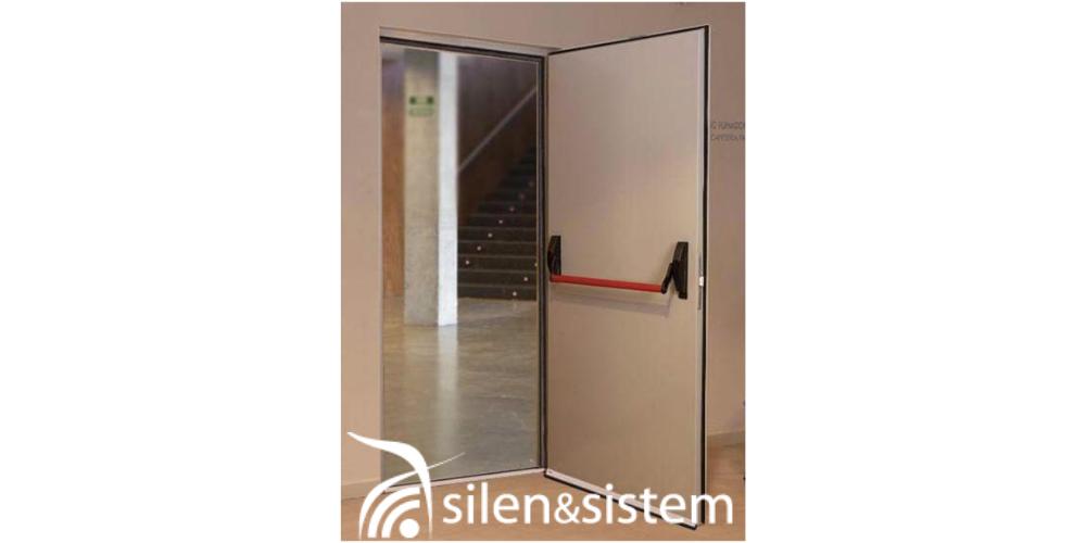 Puerta acustica silensistem - Puertas Acústicas Cortafuegos – Obligatoriedad del marcado CE