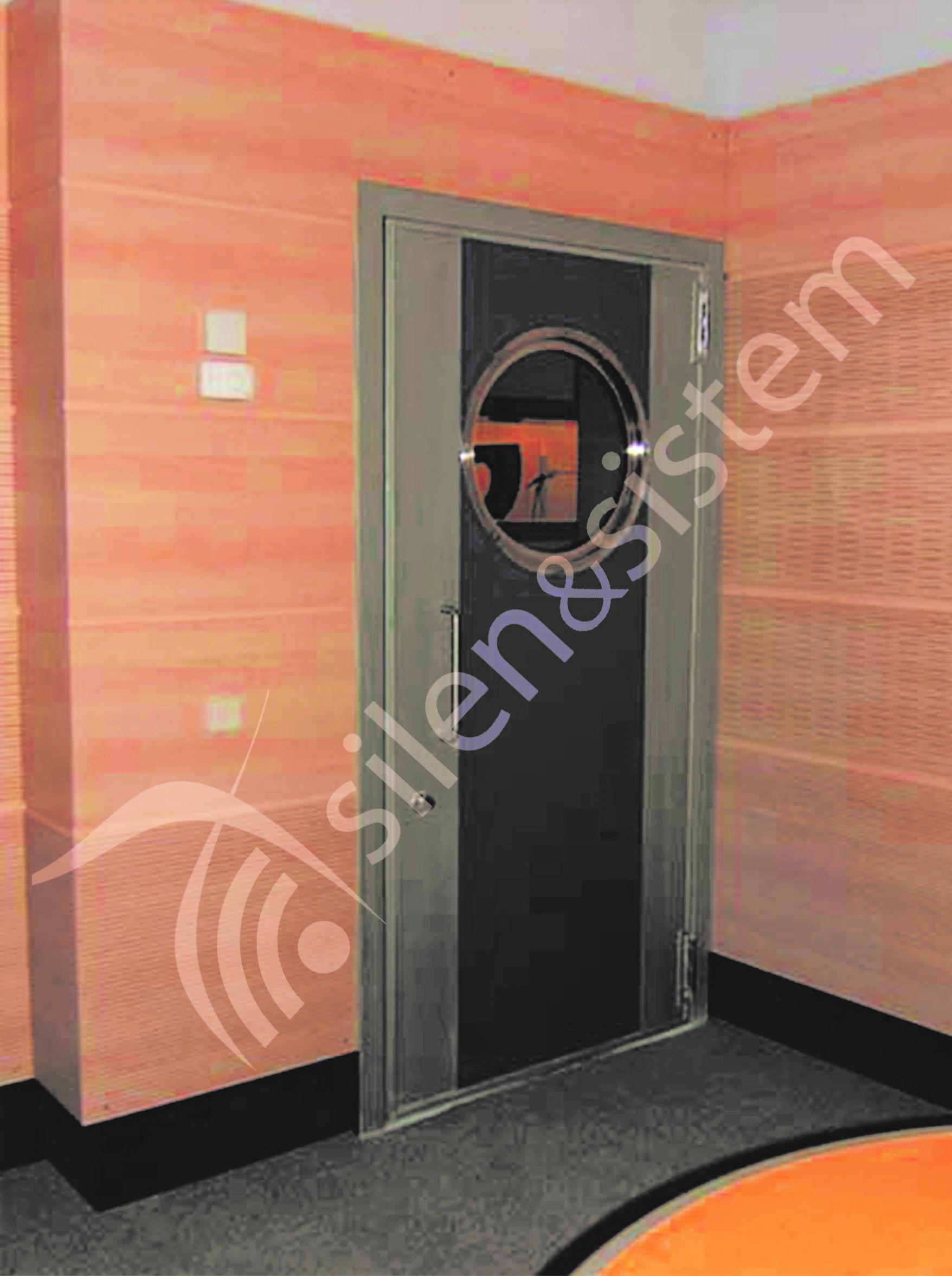 ma33 - Puertas acústicas y cortafuego