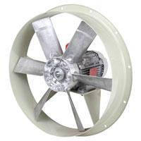 Helicoidal HCH SEC - Ventilación