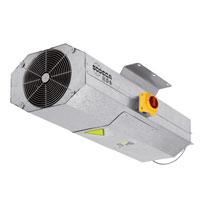 Helicoidal HCT IMP - Ventilación