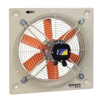Helicoidal HEP con motor IP65 - Ventilación
