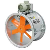 Helicoidal HPX SEC - Ventilación