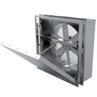 Helicoidal WALL FREE - Ventilación