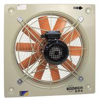 helicoidal hc con motor ip55 - Ventilación Forzada e Insonorizada