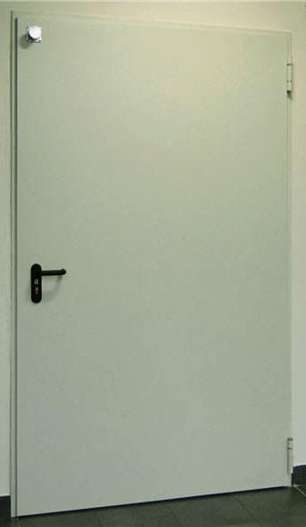 puertas acústicas aislamiento homologada y certificada 36dB(A) puertas acústicas alicante, puertas acústicas madrid