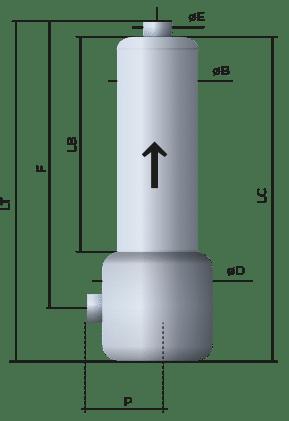 srv - Silenciador SRG Compresores y bombas