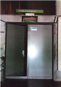 puertas acústicas aislamiento con marcado ce y de gran aislamiento.