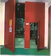 Puertas acústicas de gran formato y calidad. Puerta acústica barata