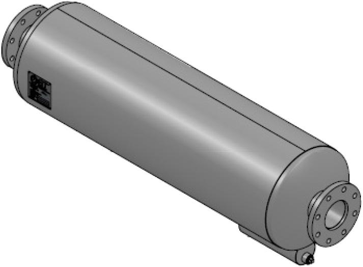 Ingeniería acústica - Aislamiento acustico - Silenciador Acústico- Acústica Industrial - Puerta acústica. Fabricante de silenciador acustico. Como insonorizar una pared. Insonorización en madrid. Croquis 3d de silenciador acústico mod smd40