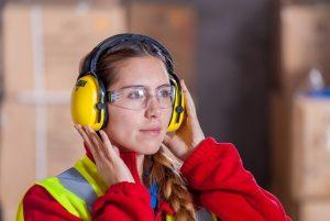 protector auditivo epi para obras conciertos, descansar, trabajar, etc. Aislante de ruido. Tapones