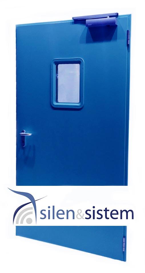 puerta acústica aislamiento alto