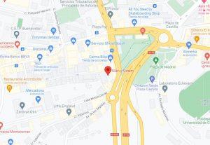 Silen Sistem. Ubicación de la empresa en Google Maps