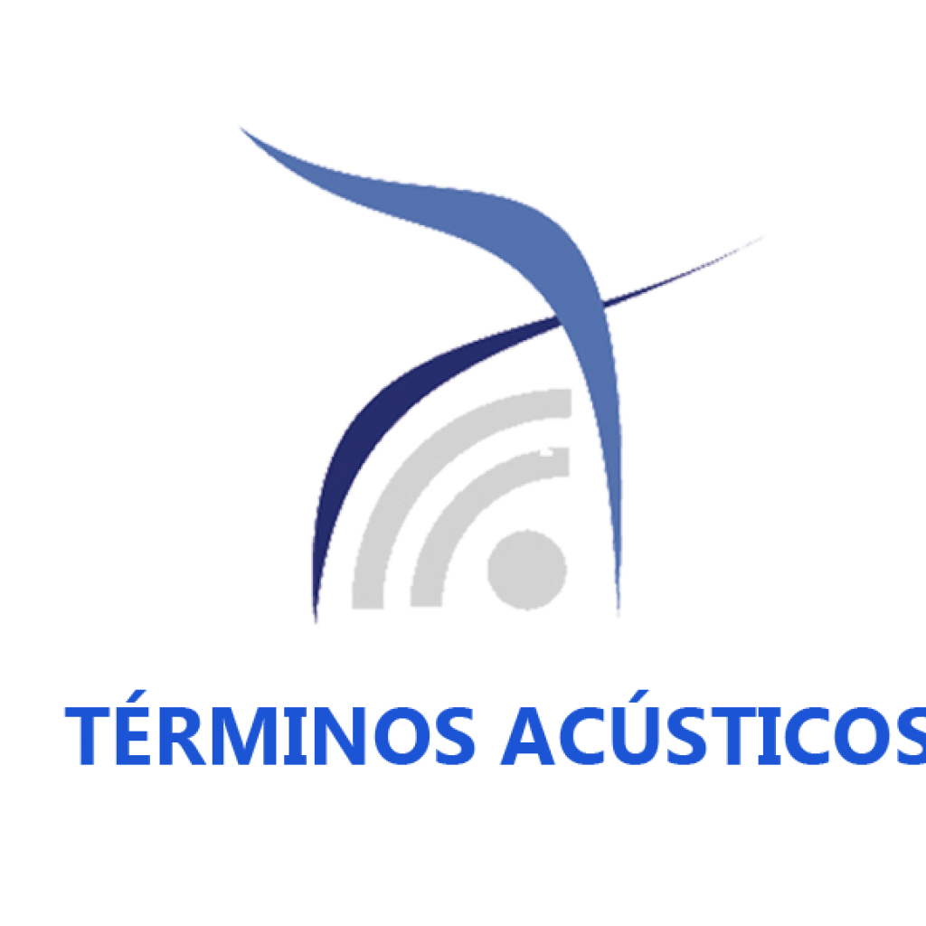 terminos acusticos y diccionario acustico logo 1024x1024 - Ruido y Acústica